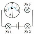 Электрическая цепь 2 задание