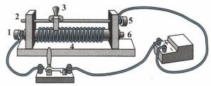 Электрическая цепь с реостатом 4 задание