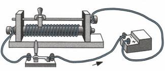 Электрическая цепь с реостатом 6 задание